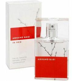Armand Basi Armand Basi In Red Eau de Toilette