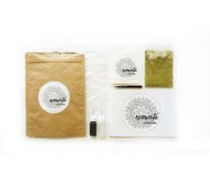 Henna Kit  Natural Henna // Easier than Ever