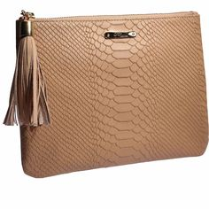 desiary.de - All in One Bag, Clutch, sand