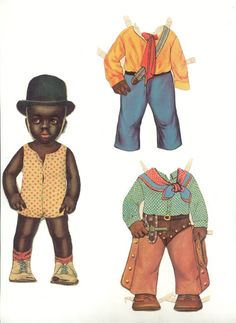 Antique paper dolls and paper toys to make - Joyce hamillrawcliffe - Picasa Webalbums