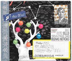 Mail Adventures: Christmas Greetings 2016