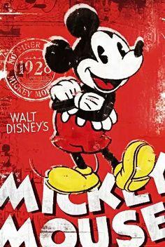 Hey! Mickey you're so fine!