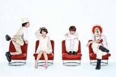 """SEKAI NO OWARI to release new album, """"Entertainment"""""""