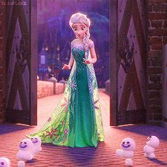 frozen heart and frozen fever Princesa Disney Frozen, Disney Princess Frozen, Disney Love, Disney Magic, Walt Disney, Frozen Love, Frozen Film, Disney Pictures, Disney And Dreamworks