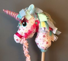 Hobby Horses, Unicorns and  Dragons - Giddyup!