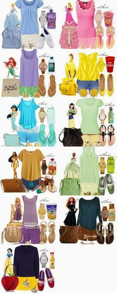 Blue, Pink, Violet, Yellow, Light-Green, Dark-Blue Shirts, Different Colored Shorts, Lovely And Beautiful Sandal, Sport Shoes, Comfort Shoes, Different Colored And Adorable Bags, Lovely Watchs.   Street Fashion