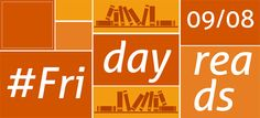 Biblioteca di Martellago, #fridayreads, ogni venerdi'.