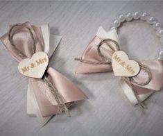 Reveri i narukvice - Merry weddings Napkin Rings, Wedding Decorations, Weddings, Bangle Bracelets, Wedding, Wedding Decor, Marriage, Napkin Holders