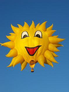 Another sun balloon