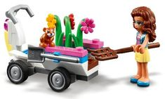 FriendsBricks   2020 Summer Friends sets Lego Elves Sets, Fun Water Parks, Lego Flower, Building Toys For Kids, Play Cube, Lego Friends Sets, Toy Story Figures, Lego Girls, All Lego