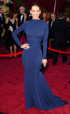 Can You Guess the Dress? from 50 Years of Oscar Dresses: Best ...