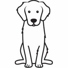 perros golden retriever dibujos - Buscar con Google