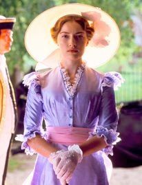 This is one of my favorite dresses EVER! The character Evangeline from Nanny McPhee.