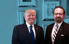 Senior Trump Aide Forged Key Ties To Anti-Semitic Groups In Hungary -- Closet Nazis come out