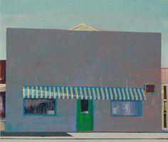 Adalberto Ortiz Inspired by Edward Hopper