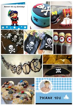 Image detail for -pirate birthday party
