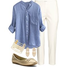 Teacher Outfits on a Teacher's Budget 176 by allij28 on Polyvore featuring H&M, MIA, Eloquii and New Look