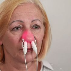 Bioquant NS is an innovative manufacturer of medical device for Low Lever Laser Blood Irradiation Therapy used in nasal cavity with a patented nasal applicator. Nasal Cavity, Brain Waves, Cavities, Blood, Therapy, Medical, Health, Strength, Red