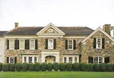 Jennifer Lopez Home and Classical Beauties in Veranda Magazine | Classical Addiction
