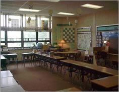 Creative classroom seating arrangements