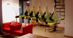 Botelleros modernos, vino cobijado en diseño | Muebles, interiorismo, decoración, arquitectura, descanso, diseño, tendencias | Mobiliario y decoración | Scoop.it