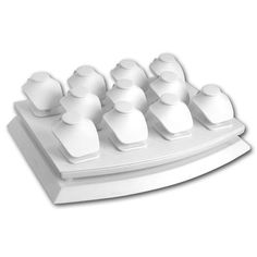 Tiered Pricing: the more you purchase of mini bust display set the more you save.