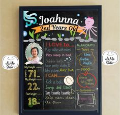 Baby Photo - Pink or Blue Octopus, Under the sea, Bee Theme Chalkboard - Baby boy or girl chalkboard birthday Decoration by LaMiaStudio on Etsy Chalkboard Baby, Birthday Chalkboard, Picture Story, Bee Theme, Baby Boy Or Girl, Art Styles, Elmo, Birthday Decorations, Octopus