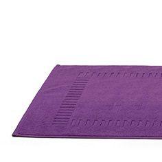 Tapis de bain PURE Violet, éponge 50x70 cm Linnea https://www.amazon.fr/dp/B00BOUVUFE/ref=cm_sw_r_pi_dp_y6bAxb4BQNR7Z