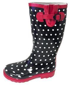 c7f9eb061 G4U Rubber Knee High Rain Boots for Women Best Rain Boots, Stylish Rain  Boots,