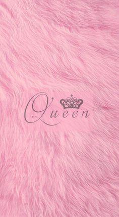 Pink wallpaper for iphone Phone Wallpaper Pink, Cute Wallpaper Backgrounds, Tumblr Wallpaper, Pretty Wallpapers, Love Wallpaper, Cellphone Wallpaper, Wallpaper Quotes, Wallpaper Borders, Pink Queen Wallpaper