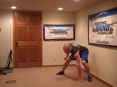 Indoor Workout Ideas to keep training fresh and motivating   Resistance Bands - Reactive Training…Powerful Results
