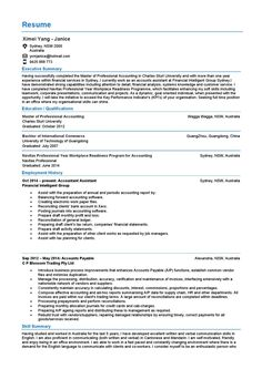 Accounts Payable Resume Sample   Http://exampleresumecv.org/accounts Payable