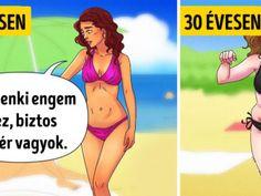 NEMKUTYA - Vicces képek, videók és viccek egy helyen! ❤️ - 3. oldal Bikinis, Swimwear, Humor, Bathing Suits, Swimsuits, Bikini, Humour, Funny Photos, Bikini Tops