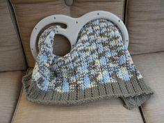 Loomed Baby Blanket ... KB Afghan Blanket loom ..Made by Haley Mills