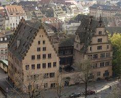Musée de l'Oeuvre Notre-Dame Strasbourg France , possède l'une des plus belles collections d'art médiéval d'Europe. Partez à la découverte d'une promenade pleine de charme à travers sept siècles d'art à Strasbourg et dans le bassin du Rhin Supérieur.