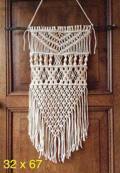 Macrame Owl, Macrame Knots, Crochet Girls Dress Pattern, Macrame Design, Macrame Projects, Macrame Tutorial, Boho Diy, Macrame Patterns, Decoration