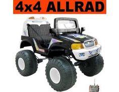4x4 Allrad-OFF-ROAD Fahrzeug mit echtem 4-Rad-Antr...