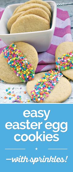 Bring on the Easter fun! This easy recipe is perfect to make with the kids.