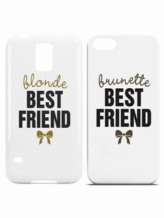 electronics for men Fluffy Phone Cases, Girly Phone Cases, Diy Phone Case, Iphone Phone Cases, Phone Covers, Blonde And Brunette Best Friends, Bff Cases, Matching Phone Cases, Friends Phone Case