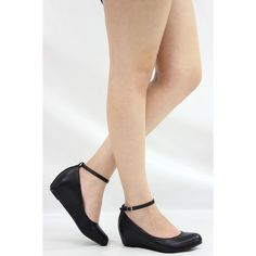 50 Fashionable Closed-Toe Shoes for Comfort and Style - Low Heel Wedges Shoes Vcictb Women Shoes Source by - Pretty Shoes, Cute Shoes, Zapatos Shoes, Shoes Heels, Closed Toe Shoes, Prom Heels, Mode Style, Womens Shoes Wedges, Fashion Boots