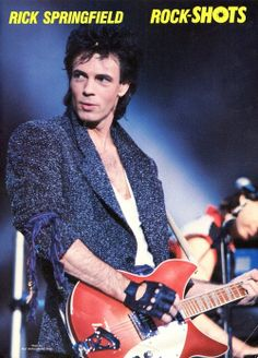 Rick Springfield 13 Going On 30, Rick Springfield, First Love, My Love, 80s Music, My Soulmate, Rock Stars, Bro, Cool Things To Buy