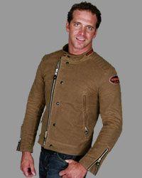 Vanson Leathers Inc. - Detail1 - 4005 - Trophy Jacket - Mens - Vanson Leathers Inc.