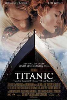 Titantic movie 3 D   APRIL 4,2012  TODAY...;)