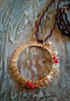 ΜΑΓΔΑ ΚΑΤΣΙΛΕΡΗ - Charmed, Wreaths, Bracelets, Jewelry, Jewlery, Door Wreaths, Jewerly, Schmuck, Jewels