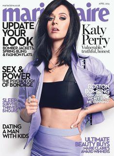 Marie Claire Magazine United Kingdom April 2014