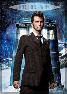 The Tenth Doctor - Doctor Who BBC