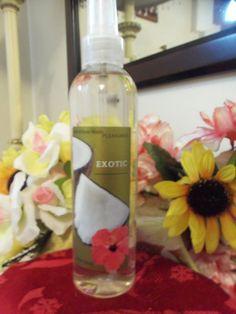 NWT Bath & Body Works Exotic Coconut Fragrance Mist Splash Retired & Rare! #BathBodyWorks