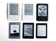 Amazon Kindle reading feature