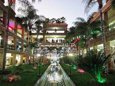 La Cascada Mall, Los Teques, Venezuela. Walked this mall so many times...