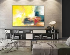 Large Canvas Art - Abstract Painting on Canvas, Contemporary Wall Art, Original Oversize Painting Oversized Canvas Art, Large Canvas Art, Abstract Canvas Art, Large Painting, Canvas Paintings, Textured Painting, Painting Abstract, Gold Canvas, Contemporary Wall Art